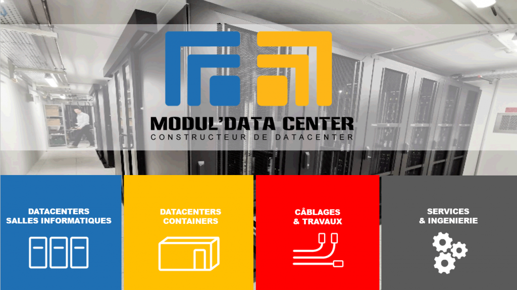 Présentation Modul'Data Center