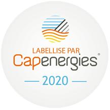 Label Capenergie 2020