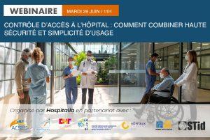 cas etude - contrôle accès hôpital